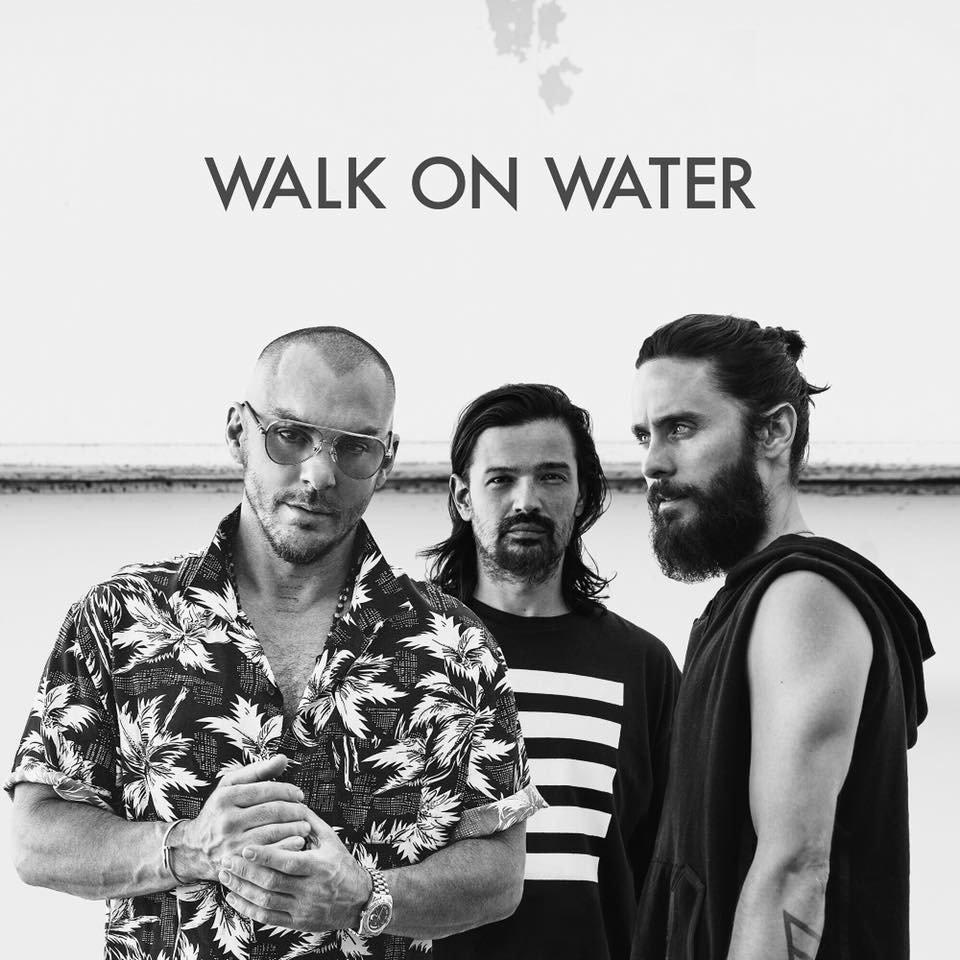 30 Seconds To Mars regresa con 'Walk On Water' , su primer single en 4años