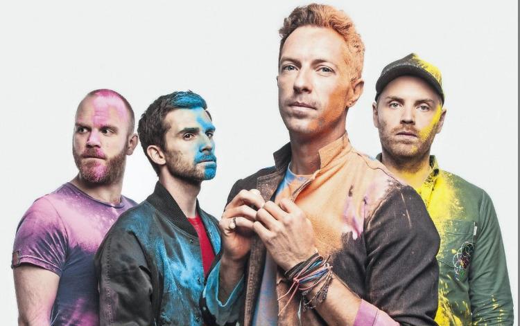 Coldplay dedica canción a afectados porHarvey