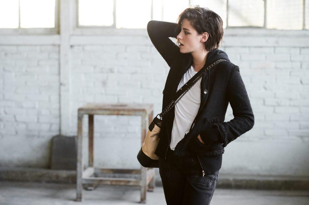 Kristen Stewart representa la nueva fragancia deChanel