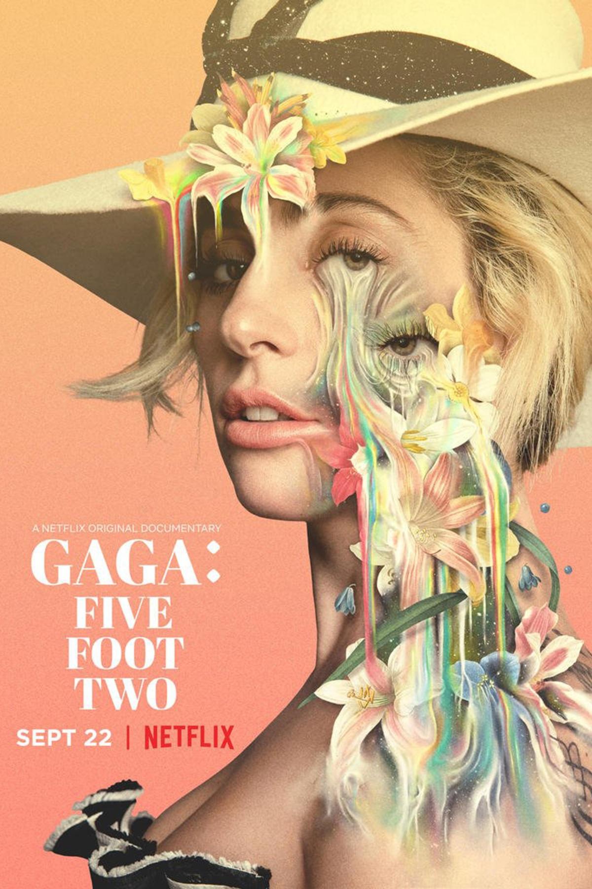 Gaga: Five Foot Two, el nuevo documental de Netflix lanza teaseroficial