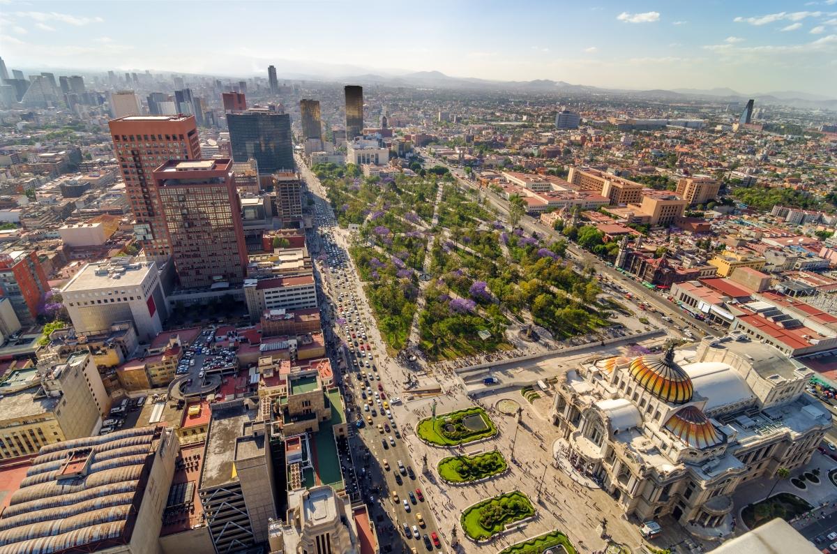 Nobel de la Paz y jóvenes mexicanos luchan contra el cambioclimático