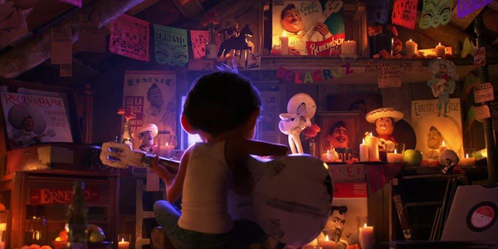 'Coco' de Disney Pixar: una oda a las ancestrales tradicionesmexicanas