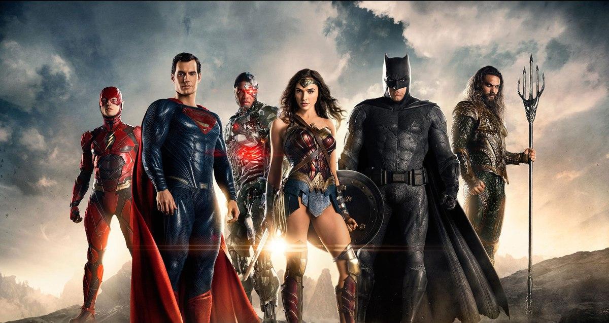 ¡Revelan nuevo tráiler de Justice League y ya queremosverla!