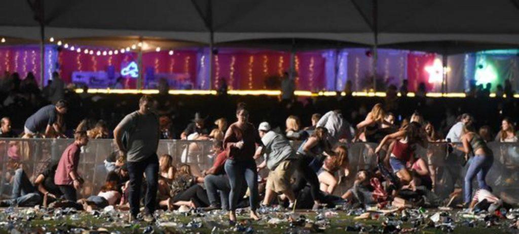Las celebridades reaccionan al tiroteo en LasVegas