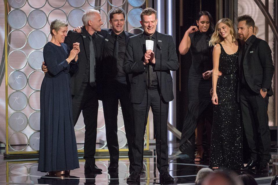 Los premios más políticos y el poderoso mensaje de Oprah Winfrey: Golden Globes2018