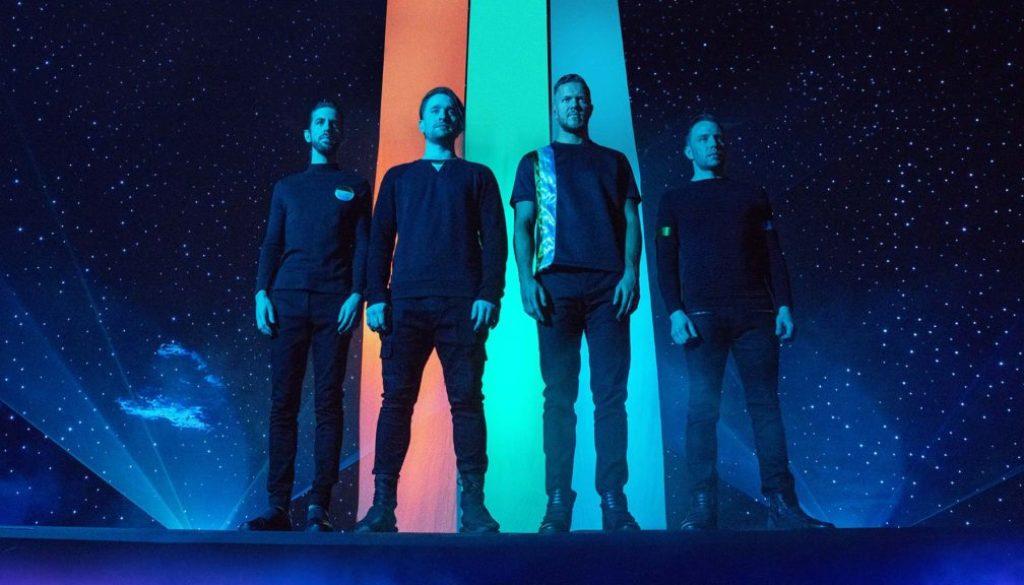 """Imagine Dragons sorprende con """"Next to me"""" y anuncia tour junto a GraceVanderWaal"""