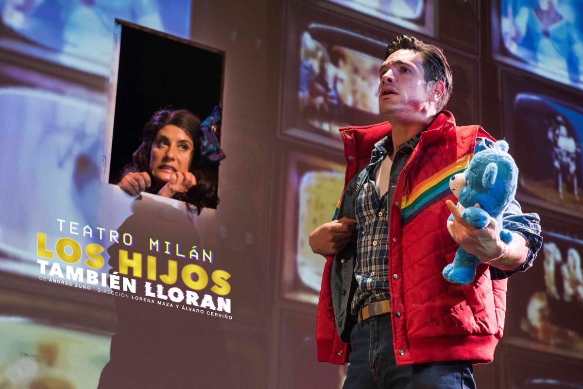 """The Hang Out te lleva al Teatro Milán a ver """"Los hijos tambiénlloran"""""""