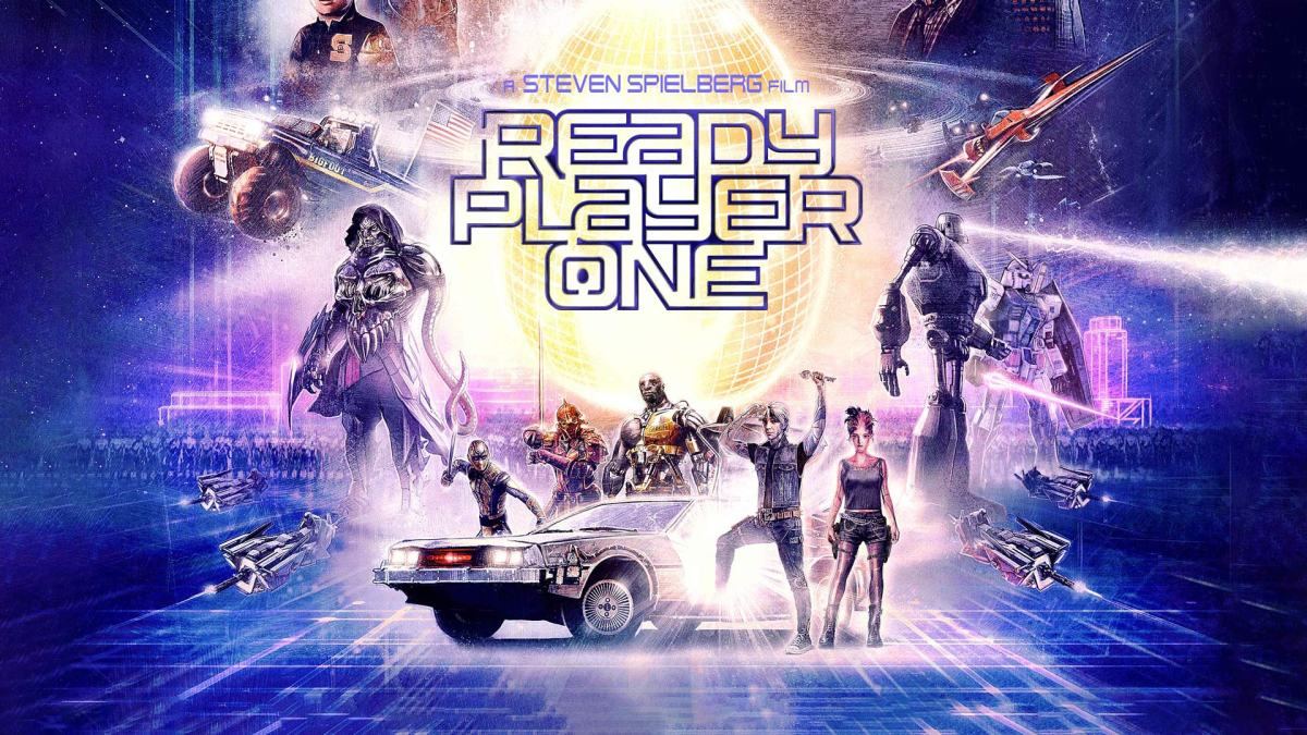 'Ready Player One' te lleva a un OASIS cinematográfico.