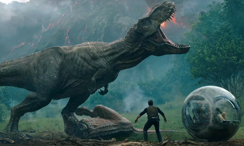 ¡Aquí el adelanto final de Jurassic World: El ReinoCaído!