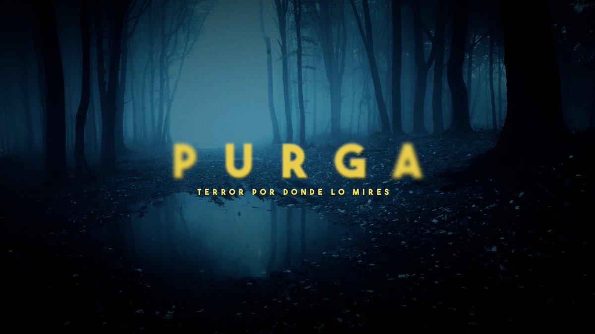 100 películas disponibles para los amantes del terror enPURGA