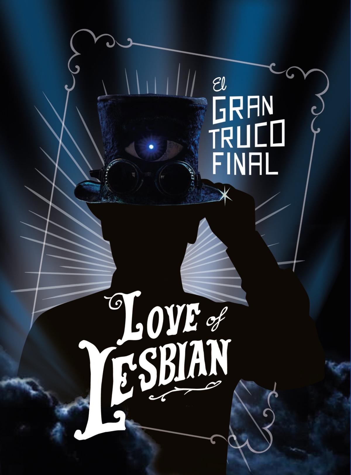 Love of lesbian cumple 20 años, celebran con disco en vivo y concierto enCDMX.