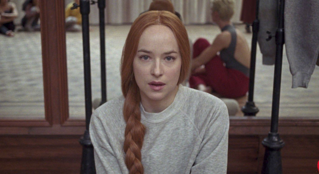 Luca Guadanigno is back with 'Suspiria'!