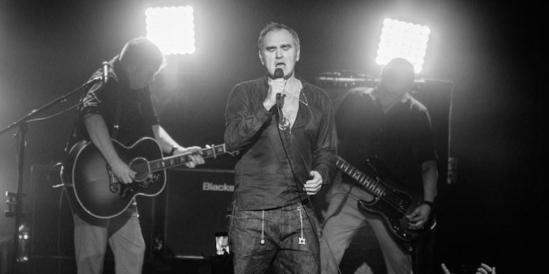 Morrissey anuncia segundo concierto enCDMX