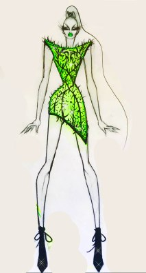 THE BLONDS SKETCH 1