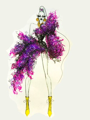 THE BLONDS SKETCH 3