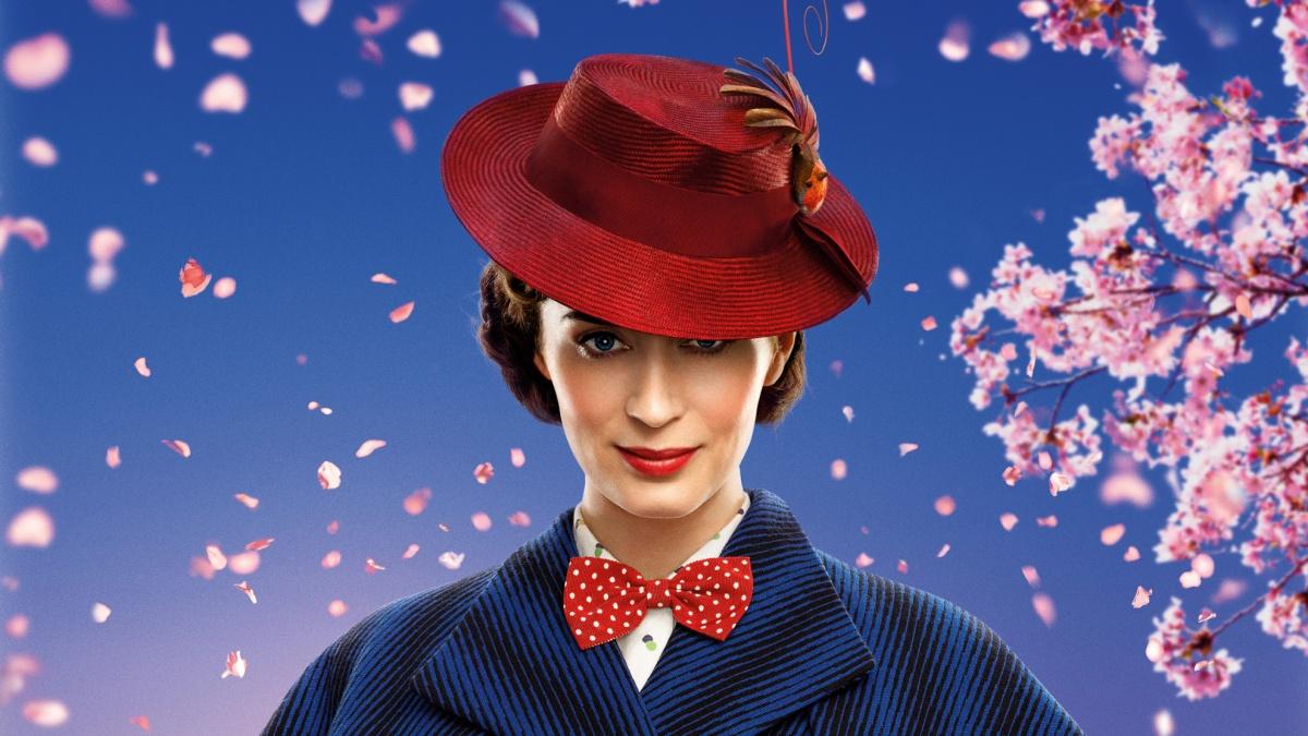 Mary Poppins Regresa… ¡y la nostalgiatambién!