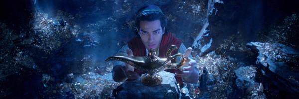 El segundo tráiler de Aladdin, deja a más de unosatisfecho