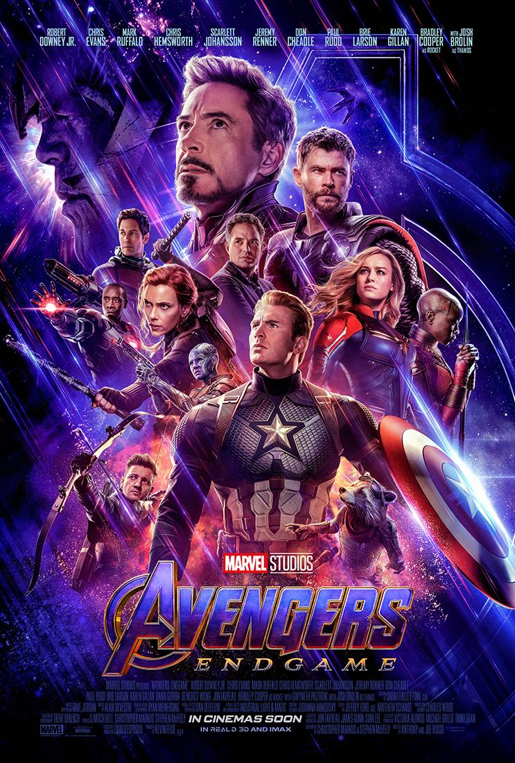 Avengers-Endgame_póster en inglés