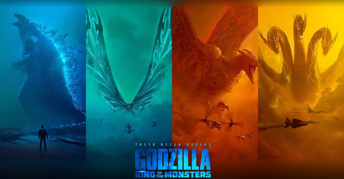 Godzilla, El Rey de losMonstruos