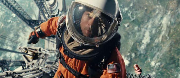 """""""Ad Astra: Hacia las estrellas"""", Brad Pitt navega hasta Neptuno para encontrarse a símismo."""