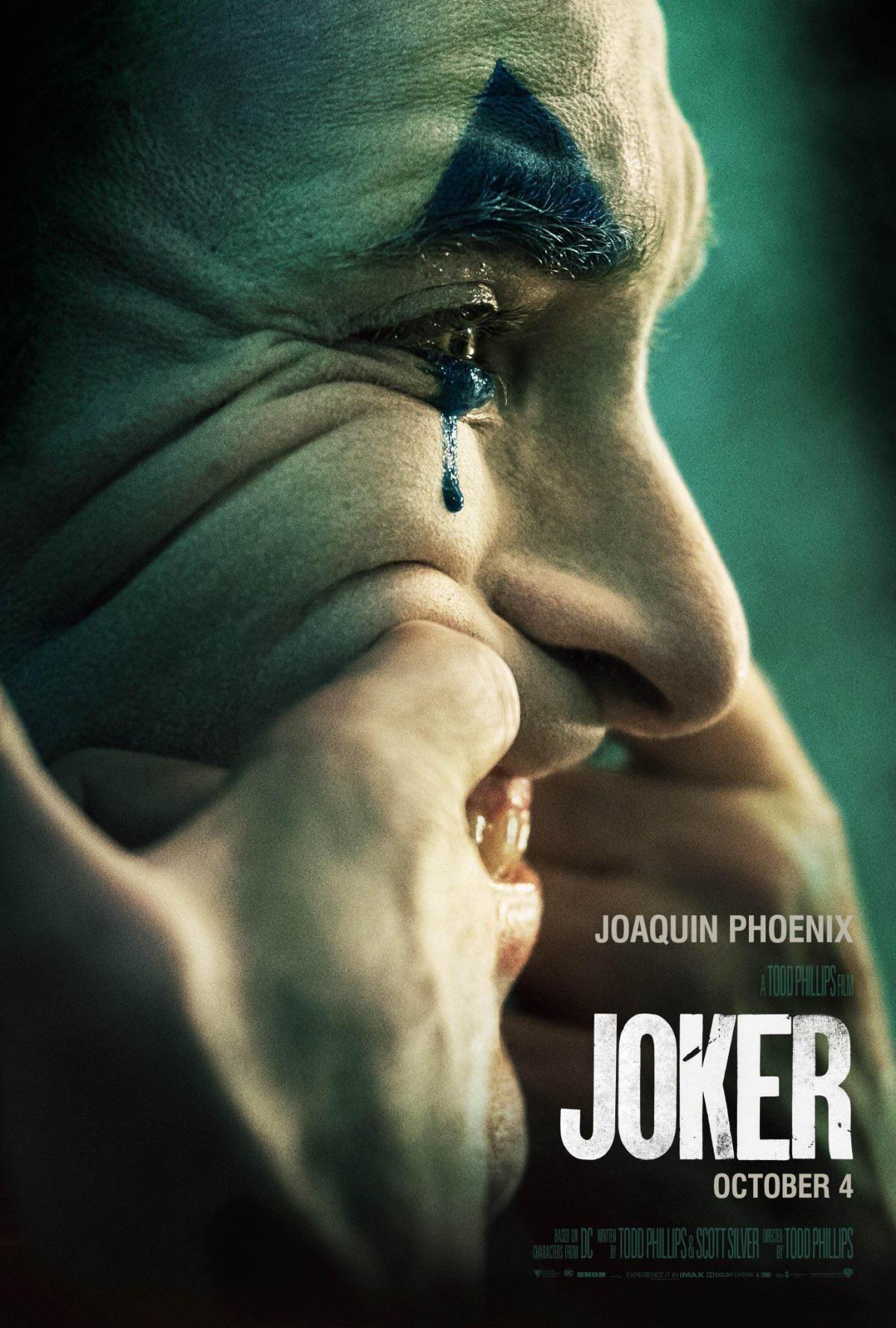'Joker', una mirada única hacia la psique de un paríasocial