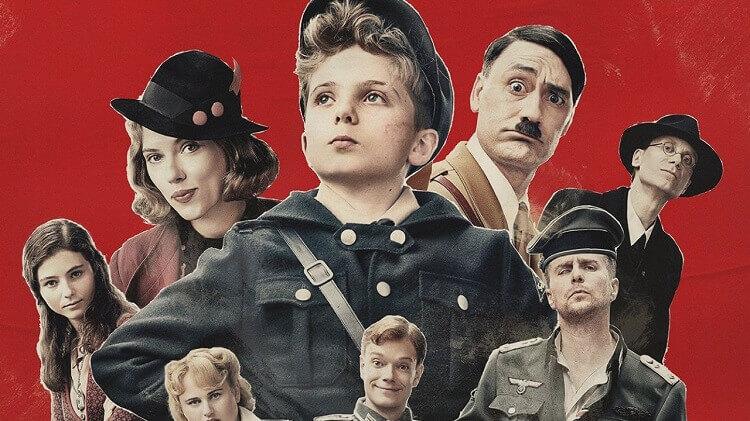 """'Jojo Rabbit': un homenaje a la infancia con Hitler de """"mejoramigo"""""""